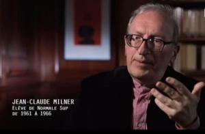 Existe-t-il une vie intellectuelle en France? (Jean-Claude Milner, 2004) dans Jean-Claude Milner jcm-300x196
